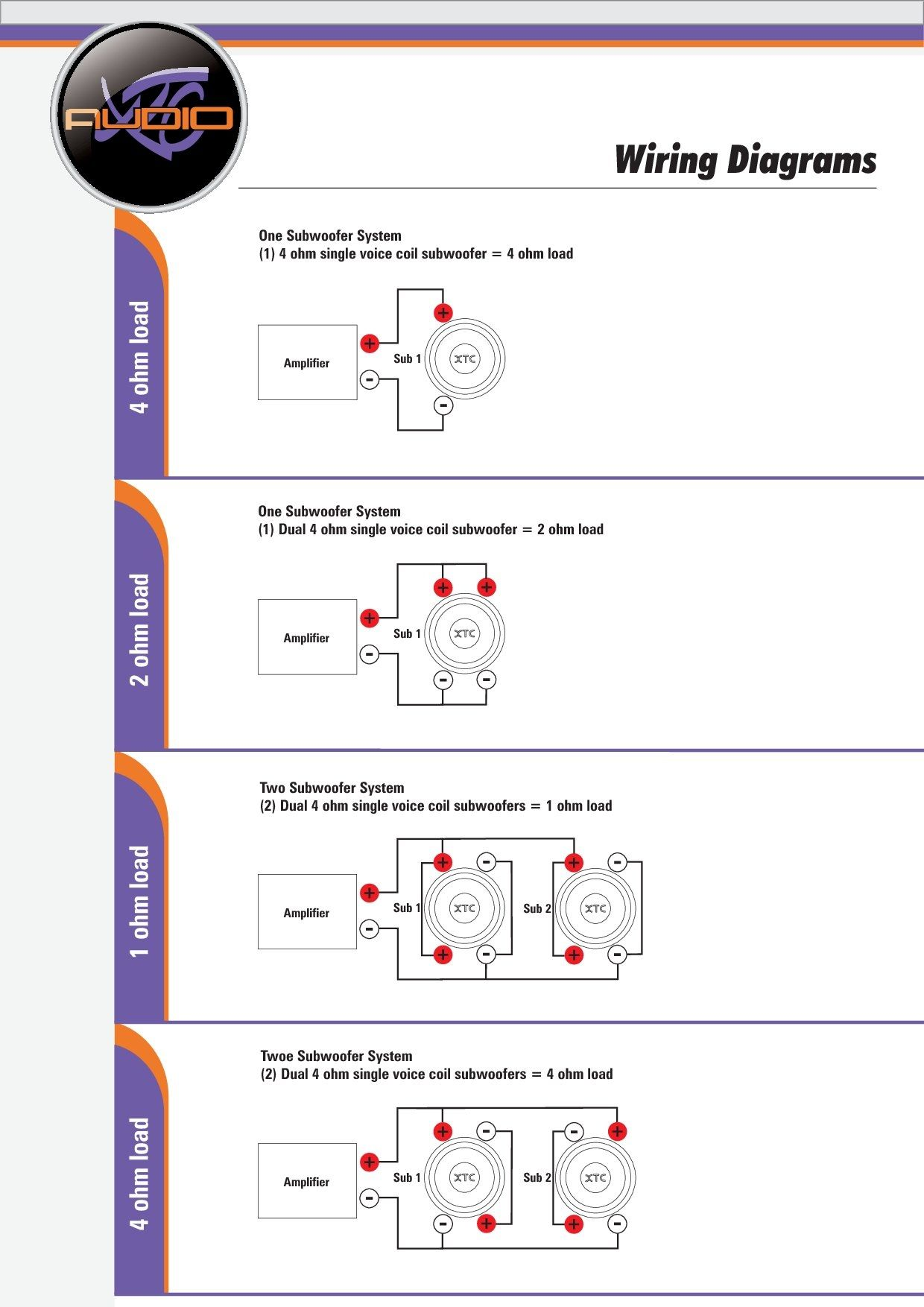 Single Subwoofer Wiring Diagram Preisvergleich With Regard To Audiobahn Subwoofer Wiring Diagram Audio De Automoviles Audio Coche Electricidad Y Electronica