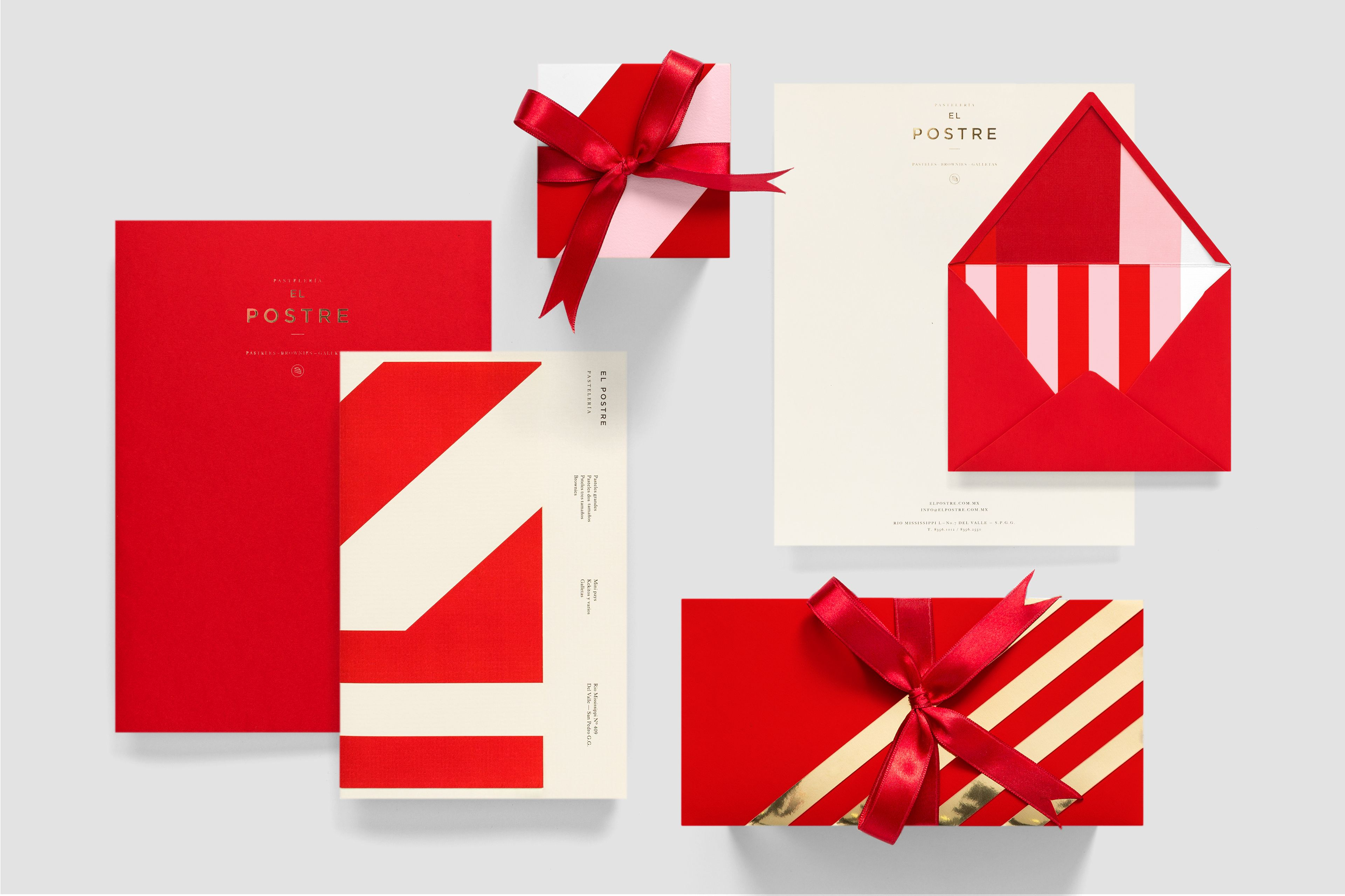 El Postre | Pastry Boutique | Branding and Identity