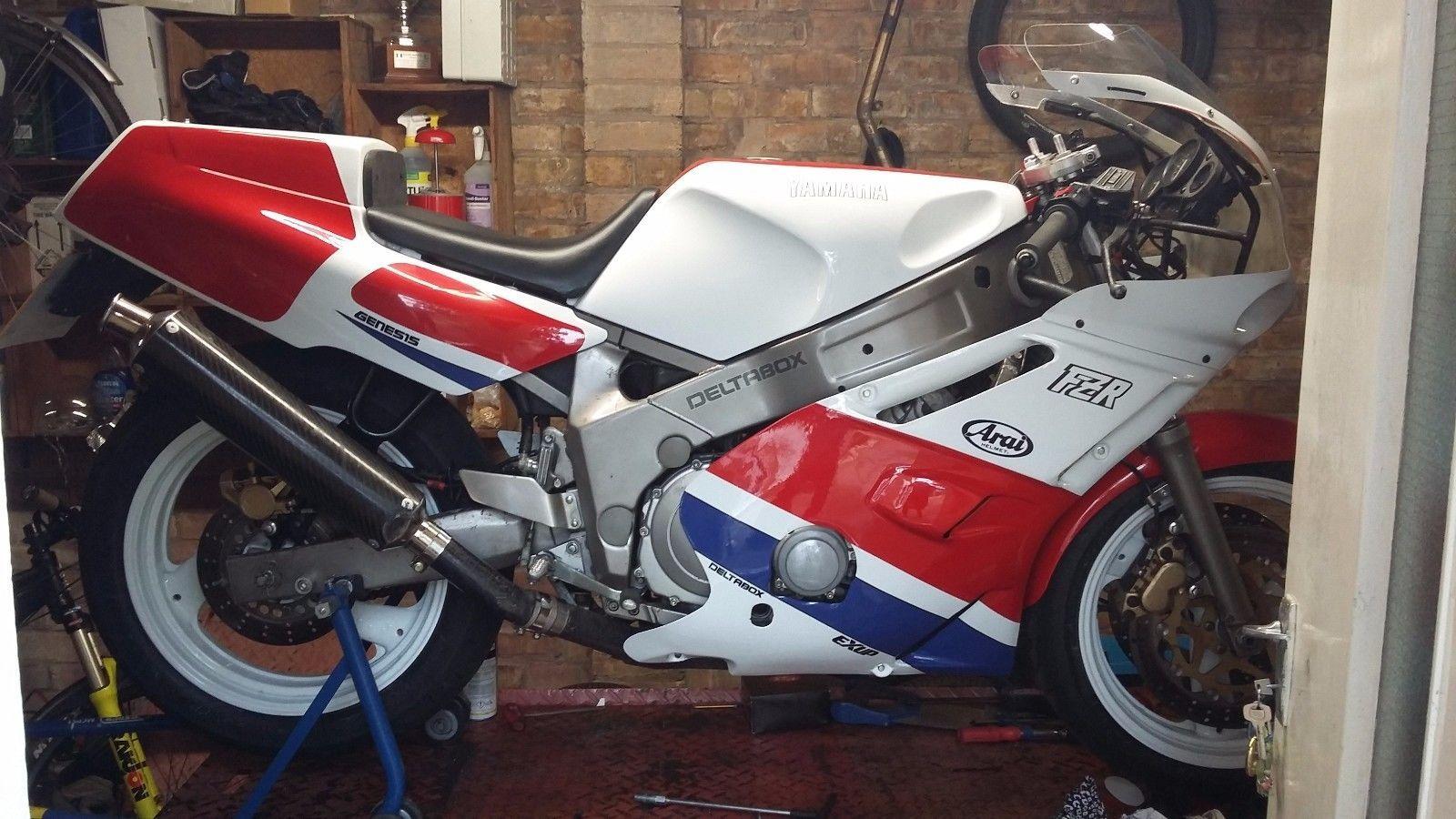 eBay: YAMAHA FZR 600 Classic Trackday bike #motorcycles #biker | UK ...