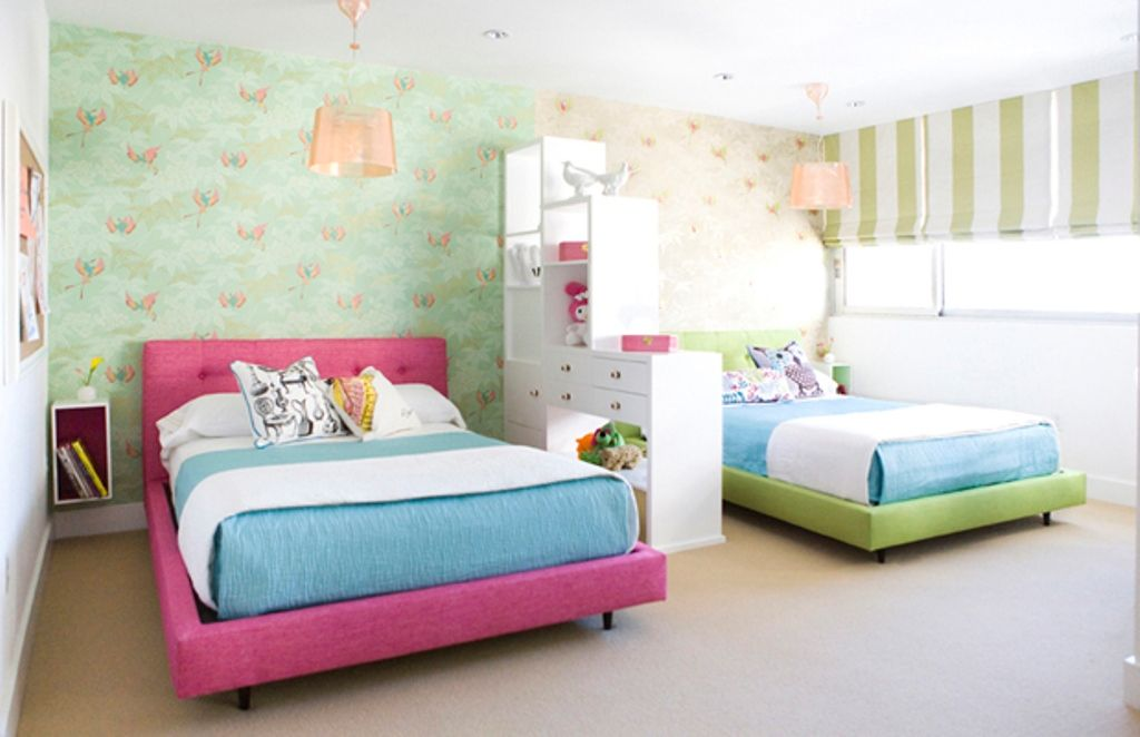 Boy And Girl Bedroom Ideas Prepossessing Decor Boy Girl Room Decorating Ideas Jpg 1024 662 Shared Girls Room Shared Girls Bedroom Boy And Girl Shared Room