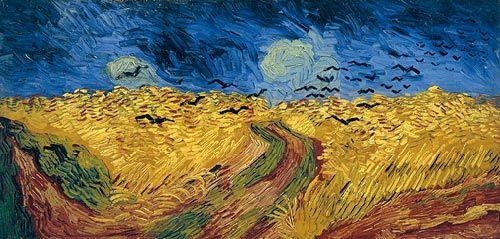 Vincent Van Gogh 1853 1890 Essay The Metropolitan Museum Of Art Heilbrunn Timeline History Painting Paintings Conclusion My