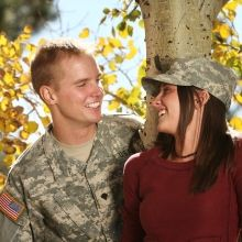Military dating site free