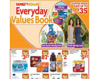 Family Dollar Coupon Deals Week Of 3 29 With Images Family Dollar Coupons Family Dollar Coupon Deals