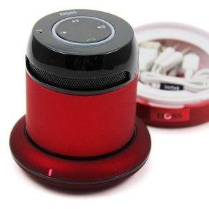 Asimom Parlantes Bluetooth, Carga Inalámbrica + Micrófono $57.80 en e-ville.com