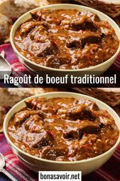 Photo of Traditional beef stew – Page 2 – Good To Know-Ragoût de boeu…