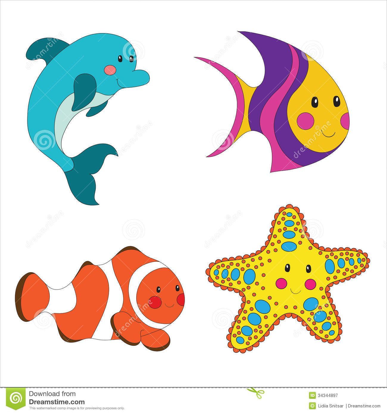 images sea creatures Google Search Animales marinos