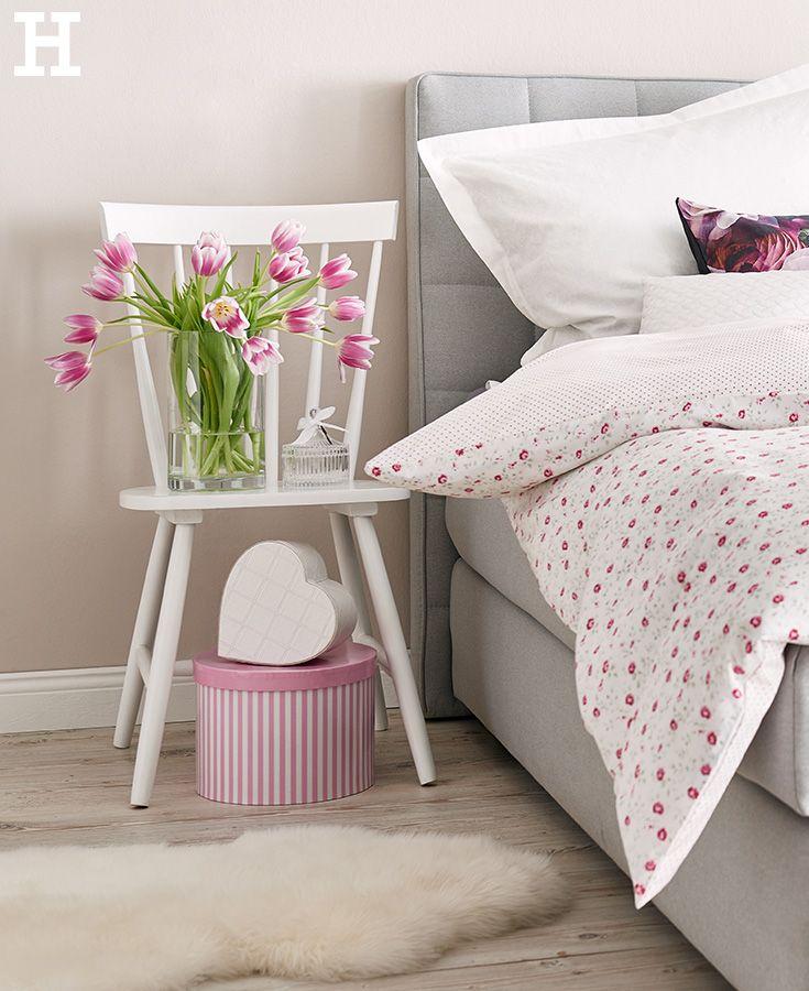 Ideen · Für Zauberhafte Hochzeitsträume. #hochzeit #bettwäsche #blumen # Schlafzimmer