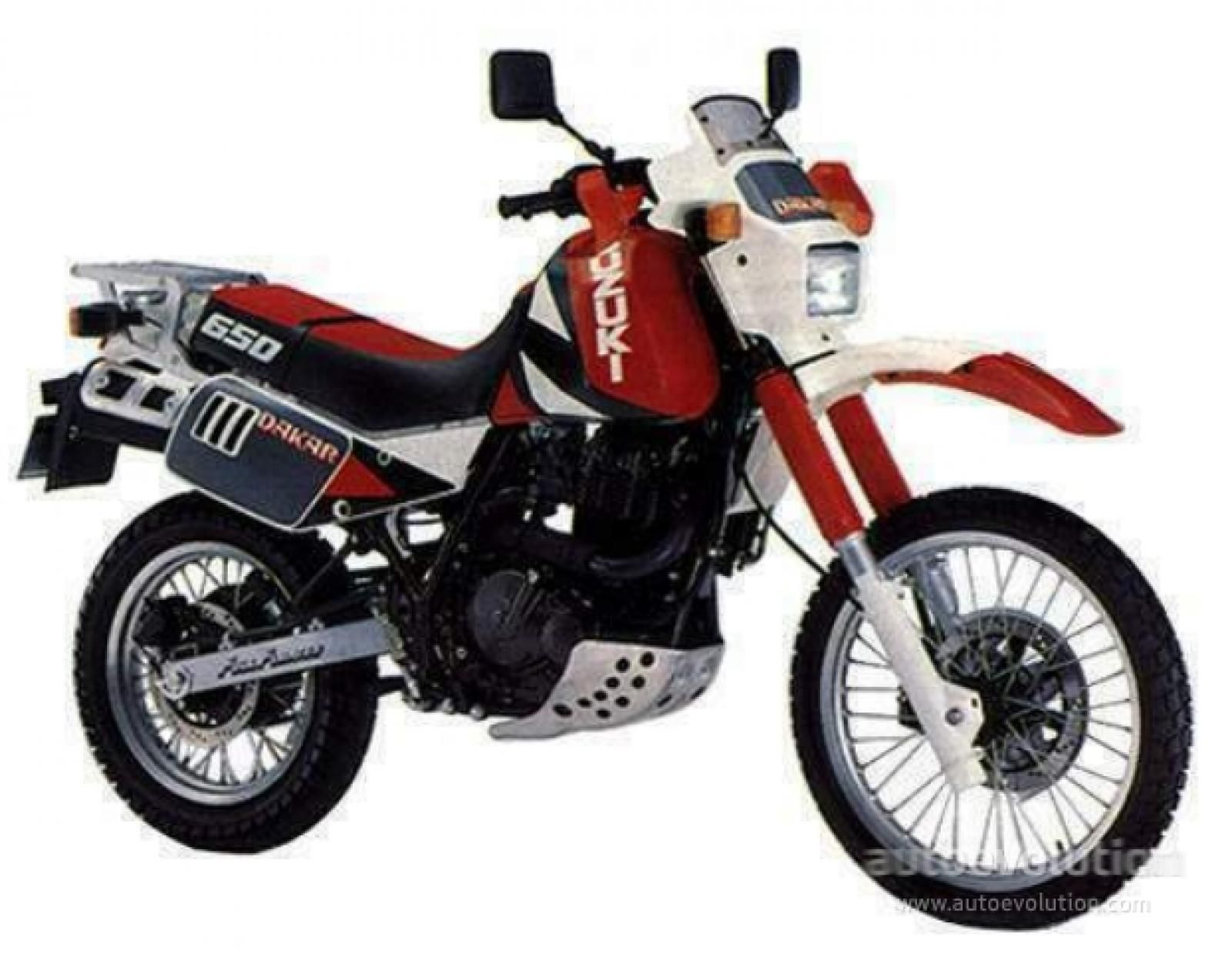 Pages of technical specs and information on the dr650. Suzuki Motorcycle,  Bike Trails,