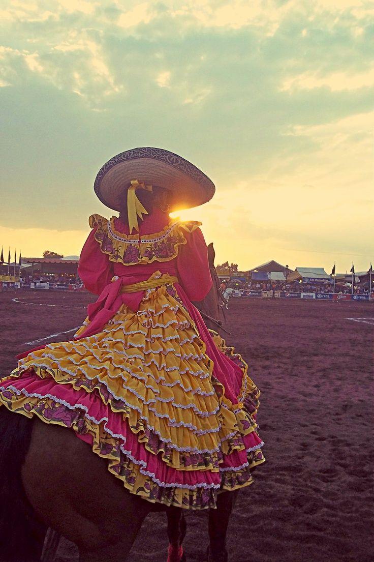 Escaramuzas Time by Ari Avila Costumes around the world