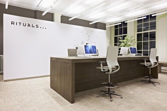 The New Rituals Cosmetics Amsterdam Office   Office Snapshots