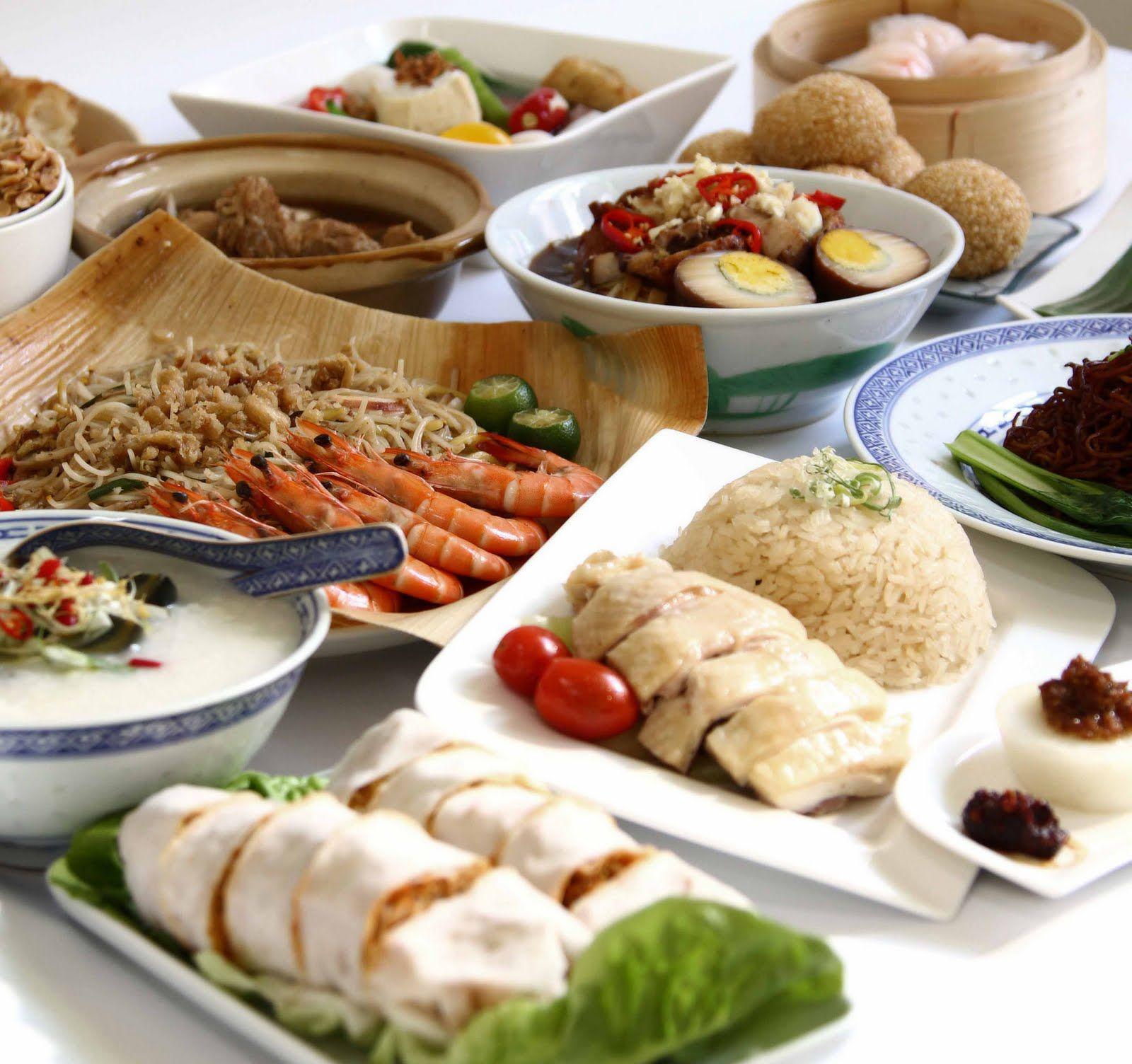 Banquet Singapore Food Court