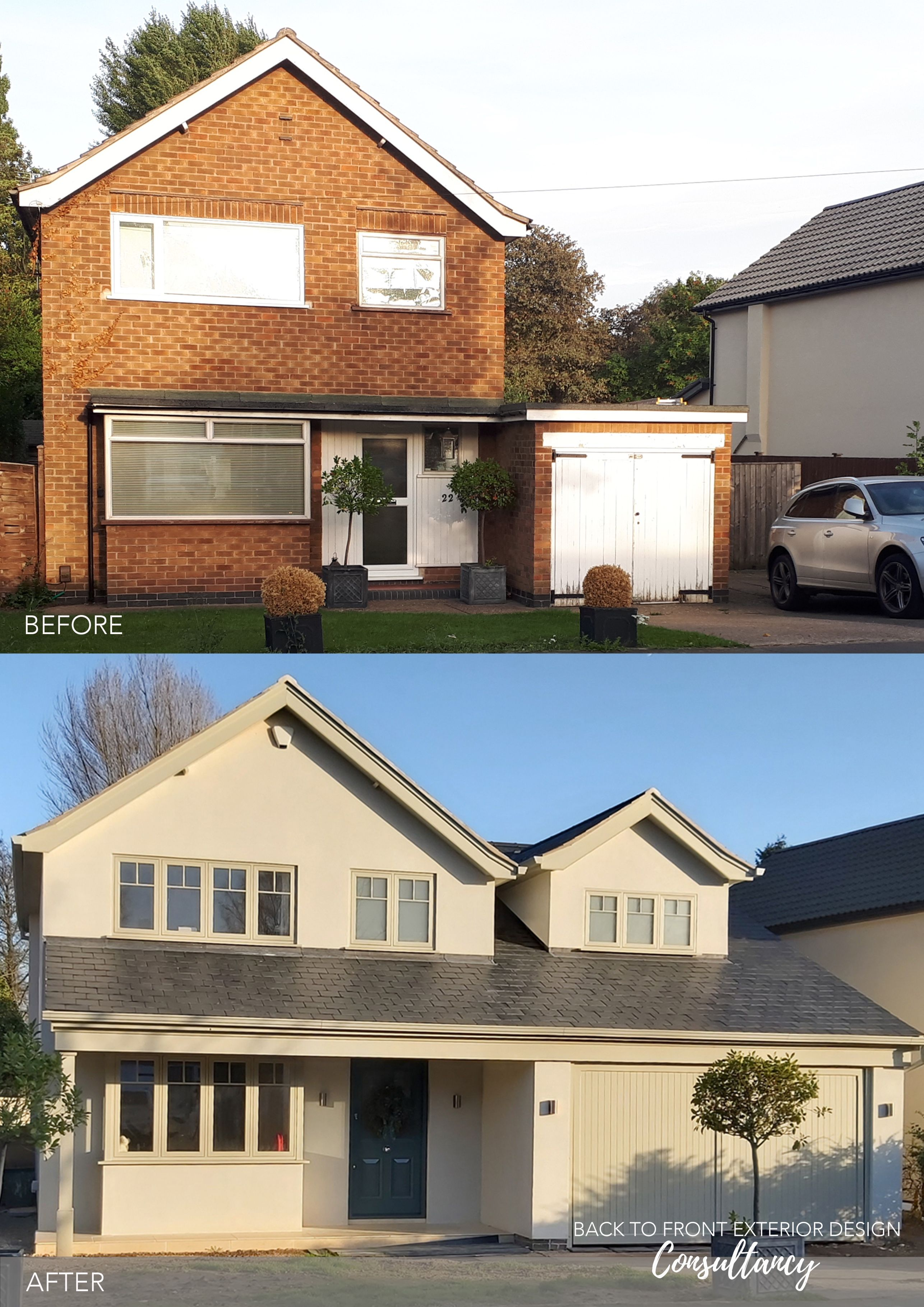 How To Transform Your 1960 S Home In 2020 House Cladding Home Exterior Makeover Exterior House Remodel