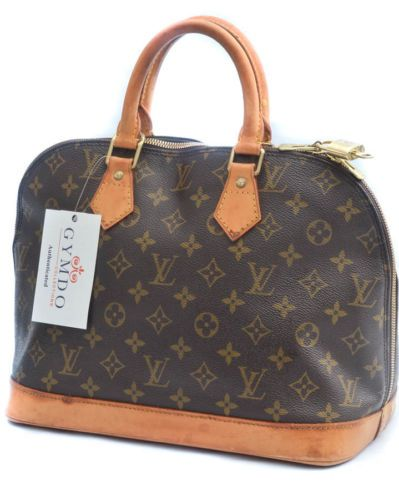 Louis Vuitton Alma Pm Monogram Womens Handbag