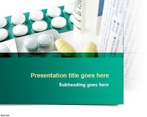 Free tablets powerpoint template free powerpoint templates that your presentation regarding medicine will impress the audience with the help of the professional touch of free medicine tablets ppt template toneelgroepblik Images