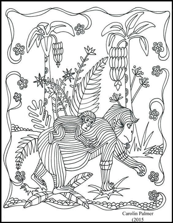 Pin de Dorte Larsen en colorings 3   Pinterest