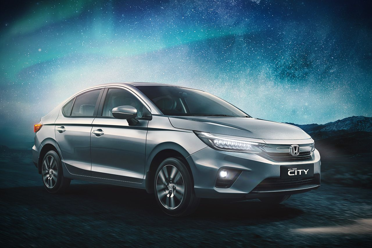 2020 Honda City Priced from INR 10.89 Lakh in India