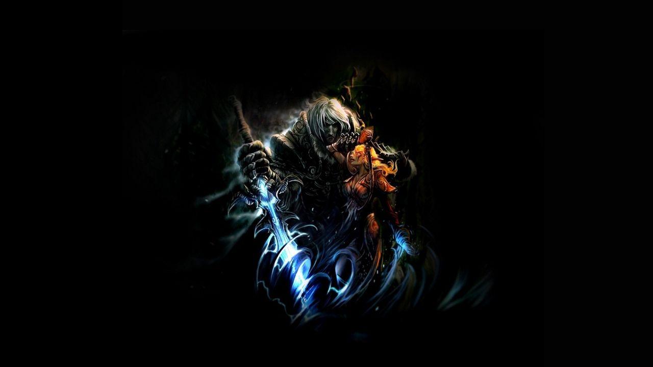 Sword Hd Desktop Wallpaper World Of Warcraft Wallpaper Warriors