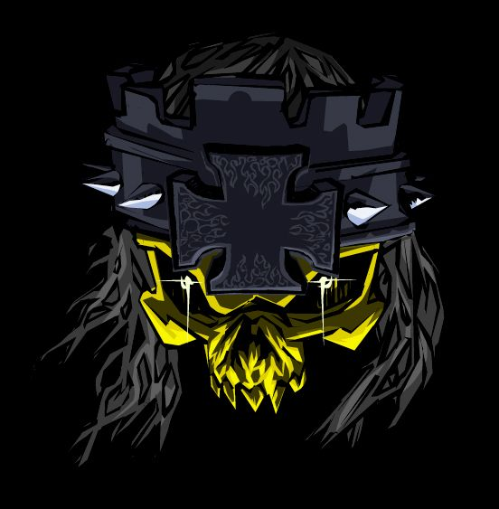 Hhh King Of Kings Skull