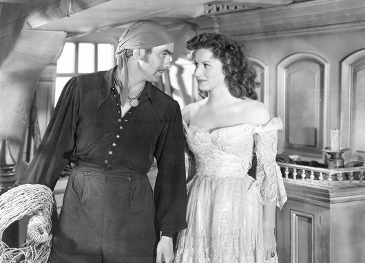 Tyrone Power, Maureen O Hara dieulois