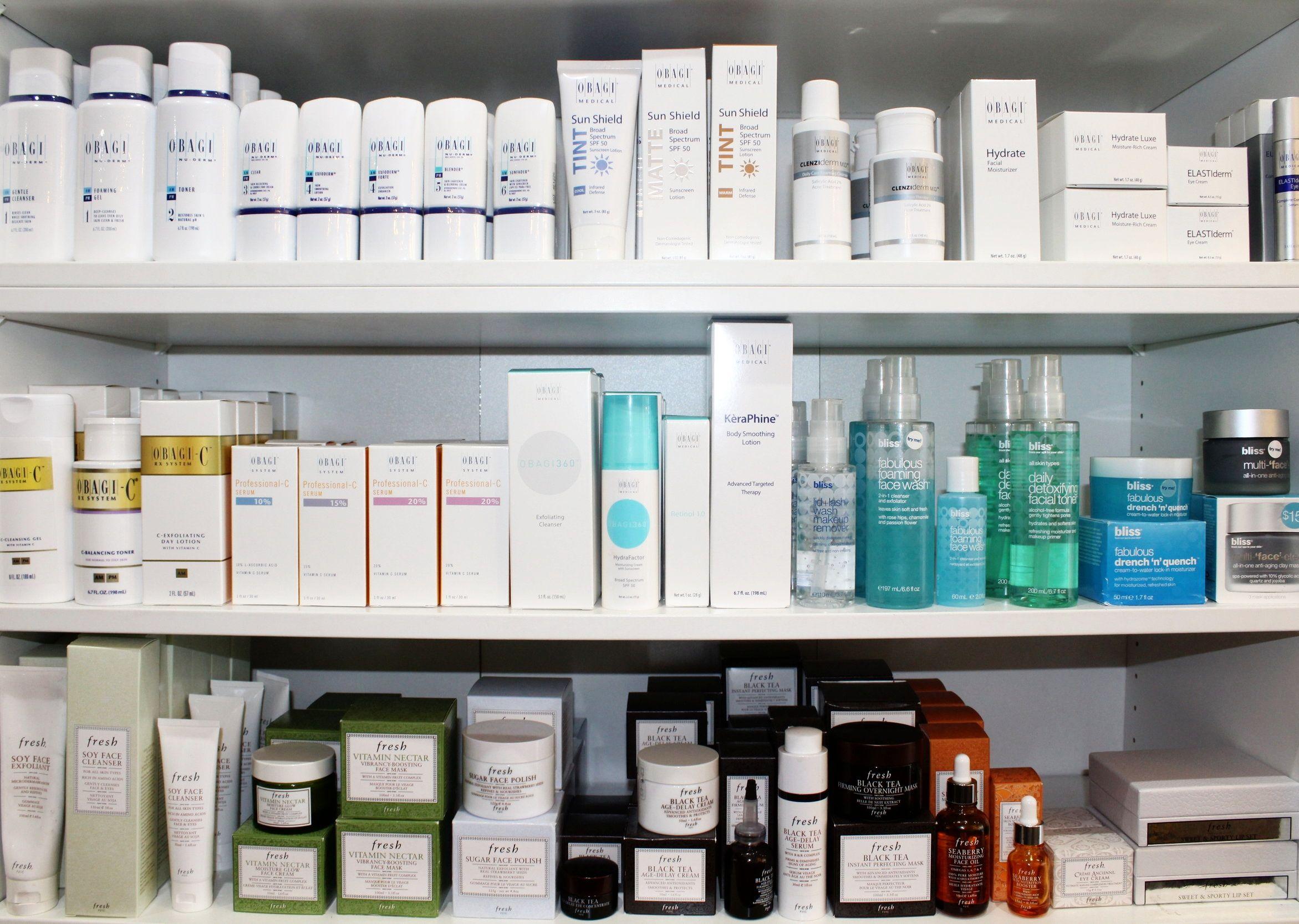 Cream Beauty Store  Allure Best Beauty Stores, Brands