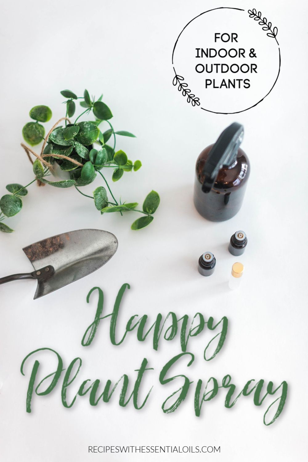 Natural Plant Spray for Indoor & Outdoor Plants in 2020