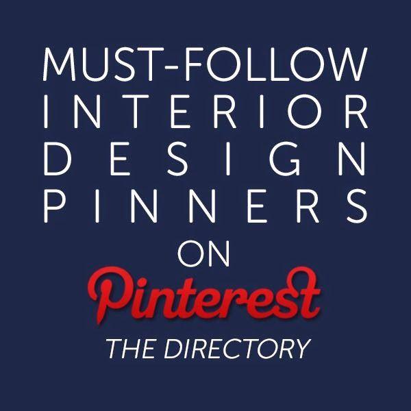 must-follow interior design pinners   | Decor Ideas | Home Design Ideas | DIY | Interior Design | home decor | Coastal living