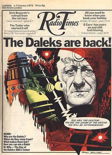 TARDIS Musings: Radio Times - Free Postcards