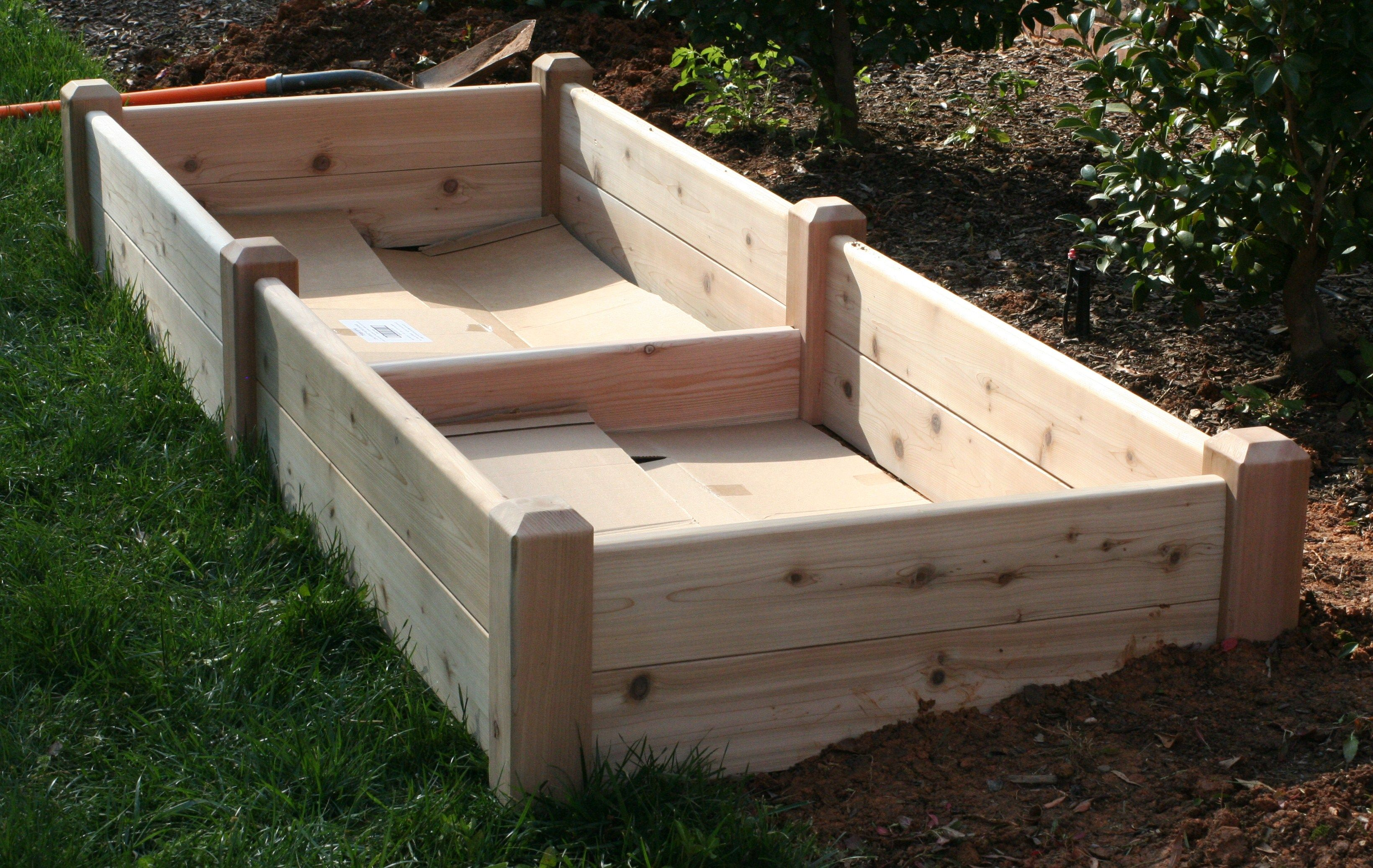 2' Carolina Garden Systems Raised Garden Beds Raised
