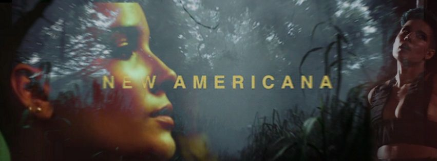 Halsey's New Americana Cover Photo | halsey | Cover photos