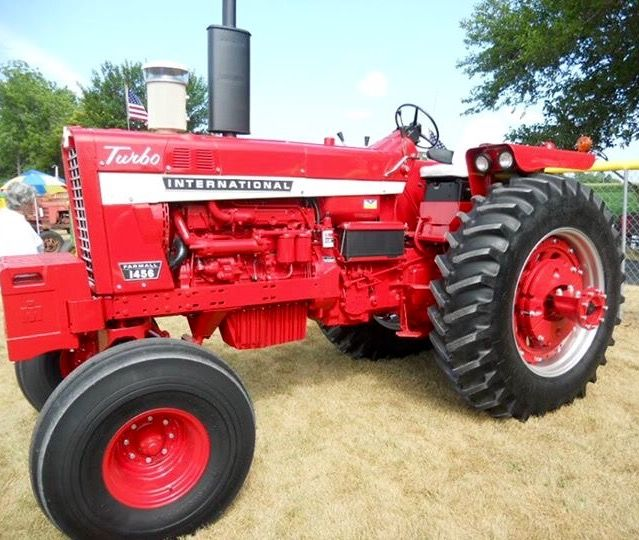 Ih 1456 International Tractors Vintage Tractors Farmall