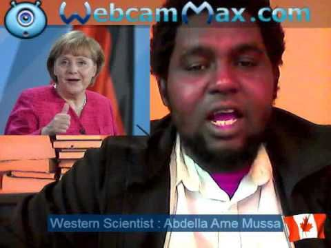 Angela Merkel is generous person ---Abdella Ame Mussa