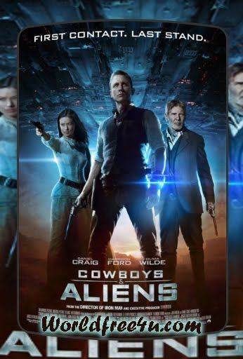 Welcome To Movies World Cowboys And Aliens 2011 300mb Dual