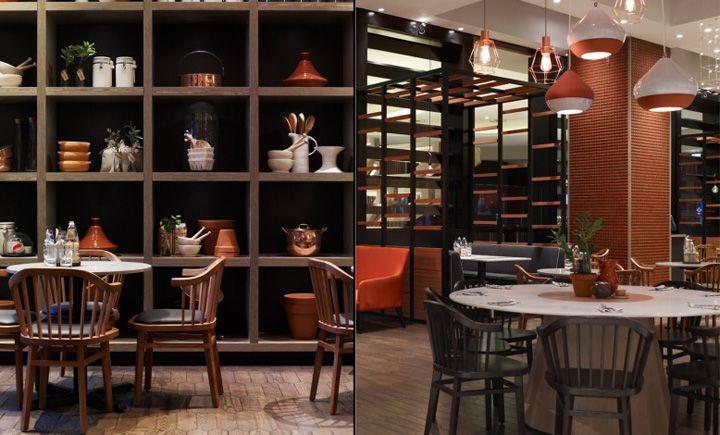 Cotta Cafe Melbourn : Cotta cafe by mim design melbourne restaurant fine dining
