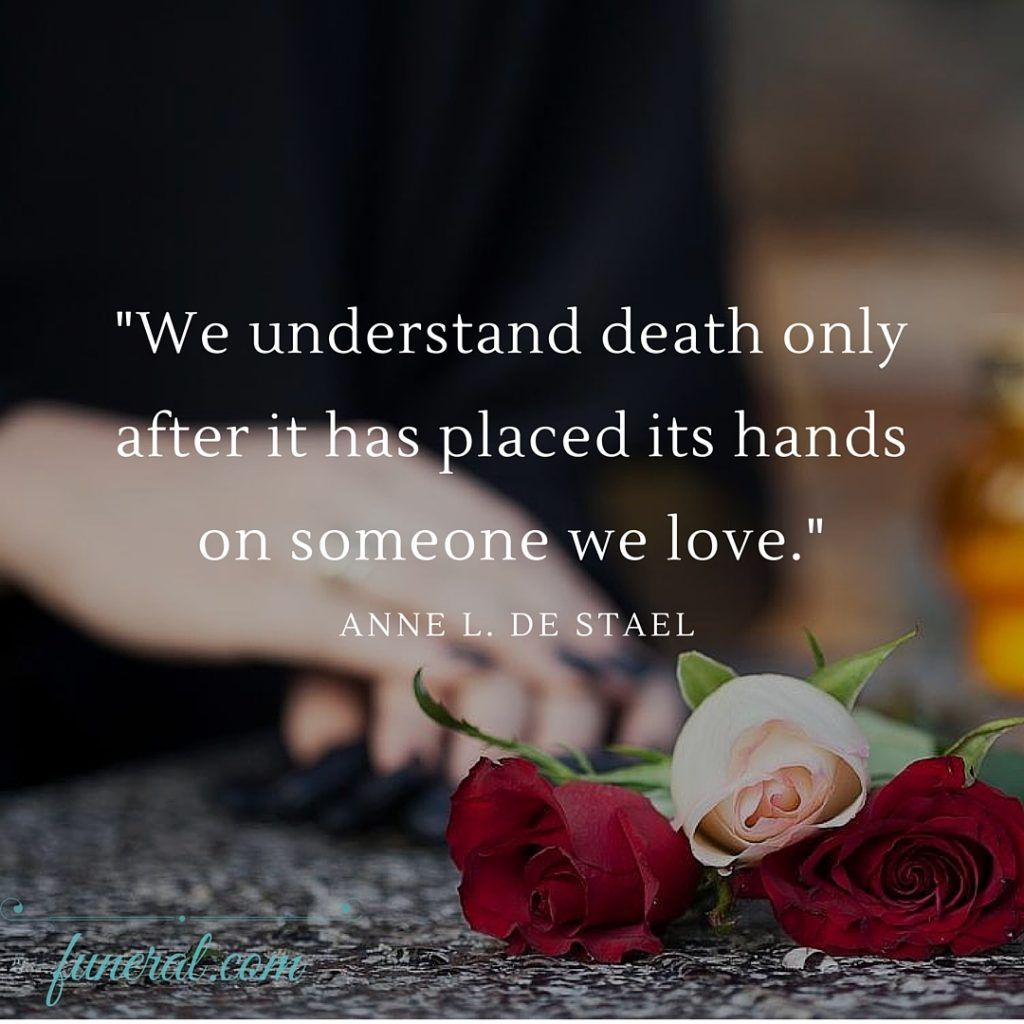 I Miss You Death Quotes: 12 Quotes About Grief And Loss 2016-06-05 18:05:02