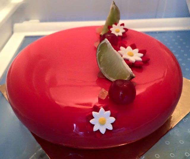 Cake Design Fruits Recette