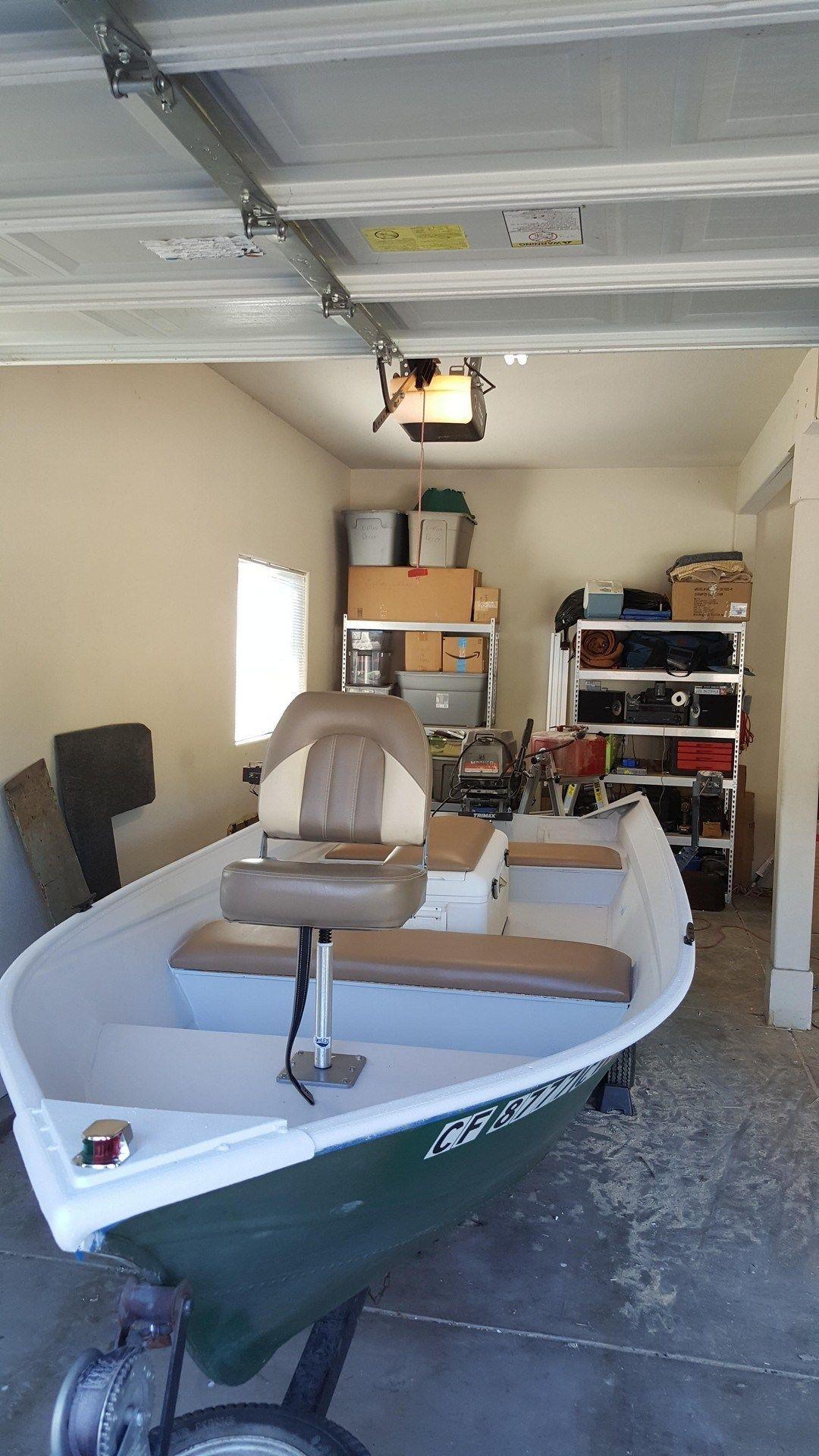 16 Aluminum Boat Fishing Conversation and Restoration | DYI