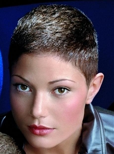 Very Short Haircut Women Hair Pinterest Short Haircuts Women