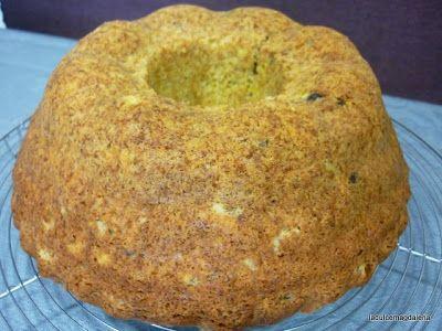 La dulce Magdalena: ¡Mi primer Bundt Cake y cómo no morir con tanto vi...