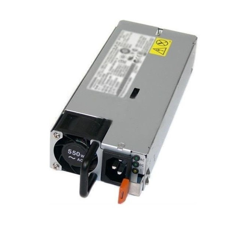 550W Lenovo High Efficiency 80 Plus Platinum Hot-Plug Power Supply ...
