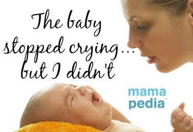 Did you suffer from PPD? Do you know someone who did. It can be debilitating. @choslashmom