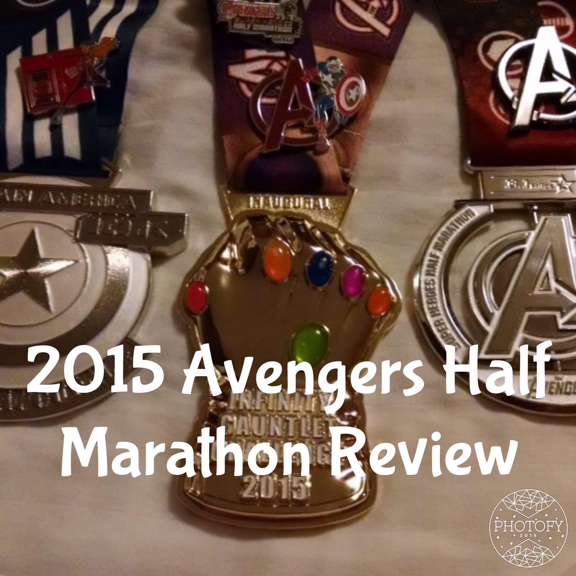 Casual Runner's 2015 Review of RunDisney's Avengers Half Marathon #run #rundisney #disneyland #californiaadventure #anaheim #avengers #cosrunning #13point1 #halfmarathon #half