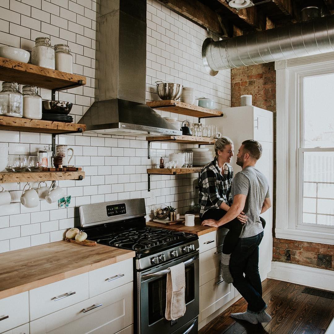 Kitchen Decor Ideas For Apartment: Couples Apartment, Apartment Decorating For