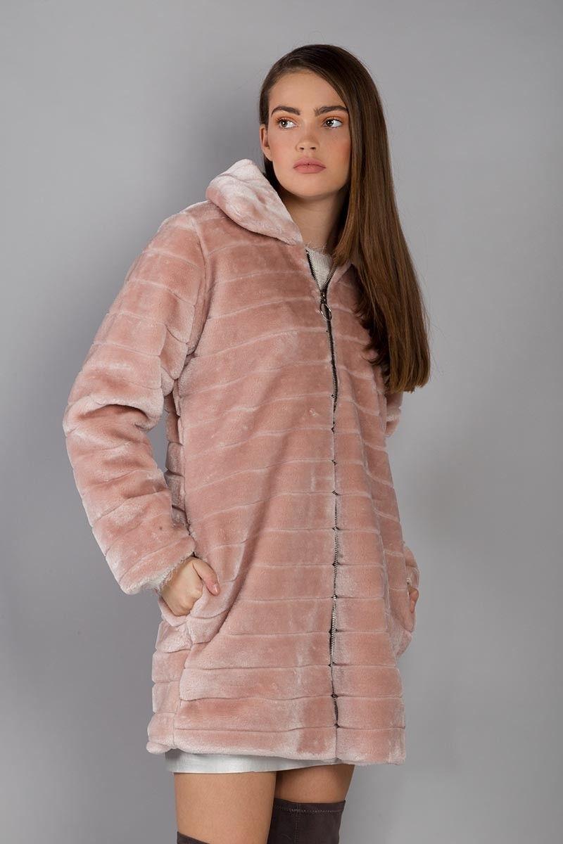 1d7b6dcd8dc9 Faux Fur παλτό με -30% από τα Fullah Sugah 🔥Συνθετική γούνα εξαιρετικής