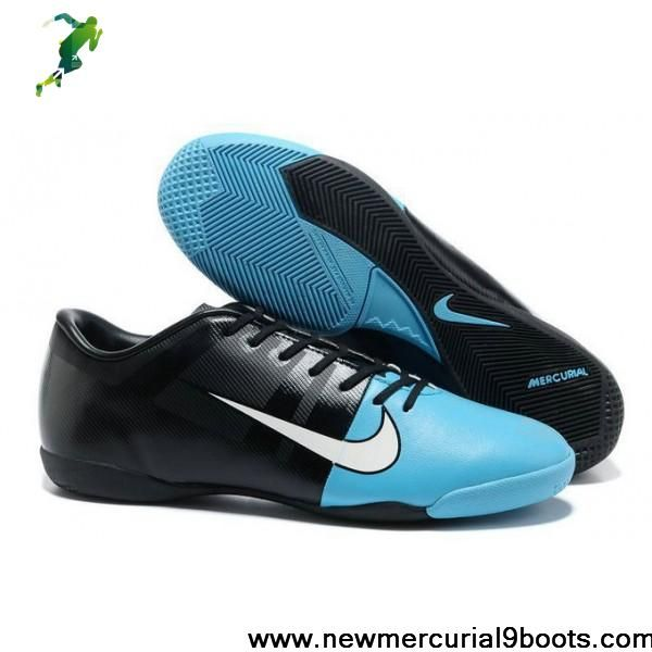 CR Nike Mercurial Glide III IC Indoor shoes in Blue Black Soccer Shoes Shop