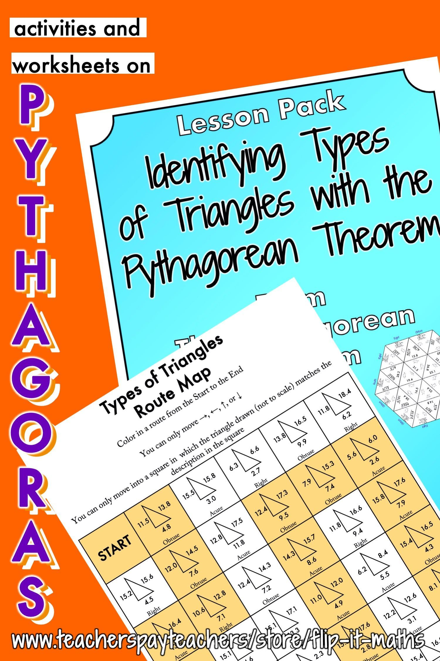 Identifying Types Of Triangles With The Pythagorean