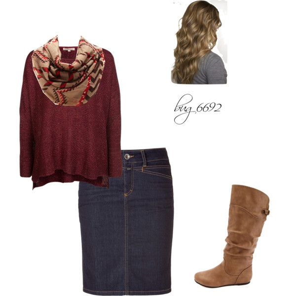 """""""Fall/Winter Outfit"""" by bug6692 on Polyvore"""