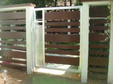 Furniture/Stuff - modern - fencing - wilmington - Glover Design LLC