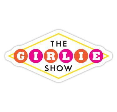 30ROCK - The Girlie Show Stickers