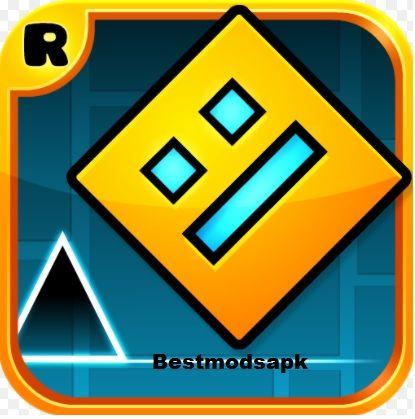 Geometry Dash Apk V 2 1 full version mod and unlocked