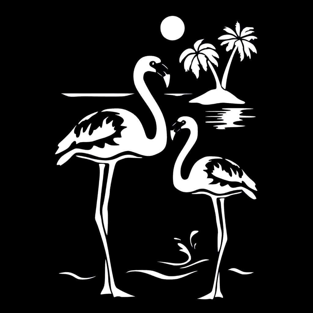 Pin On Suziq Flamingos
